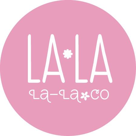LaLaSticker_round300